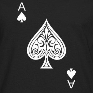 Ace of Spades - Men's Premium Long Sleeve T-Shirt