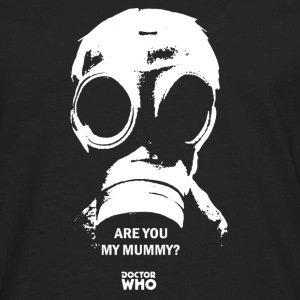 Are you my mummy - Men's Premium Long Sleeve T-Shirt
