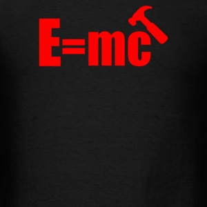 equals mc - Men's T-Shirt