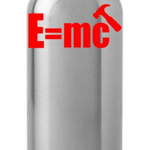 equals mc - Water Bottle