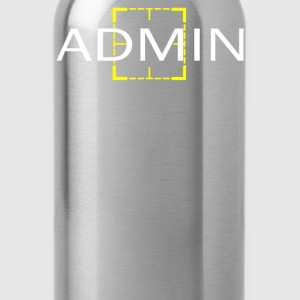Harold Finch Admin - Water Bottle