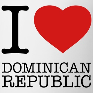 I LOVE DOMINICAN REPUBLIC - Coffee/Tea Mug