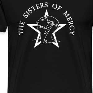 THE SISTERS OF MERCY - Men's Premium T-Shirt