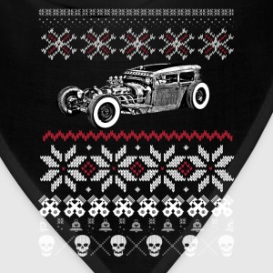 Hot Rod Christmas T-Shirts - Bandana