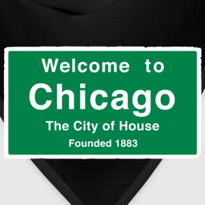 Chicago The City of House - Bandana