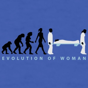 evolution_female_paramedic_09_201602_3c Mugs & Drinkware - Men's T-Shirt