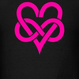 love to infinity - Men's T-Shirt