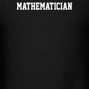 mathematician - Men's T-Shirt