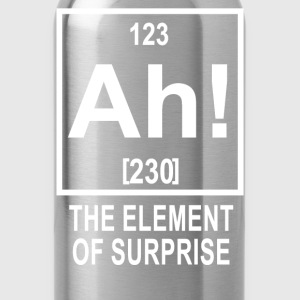 The Element Of Surprise - Water Bottle