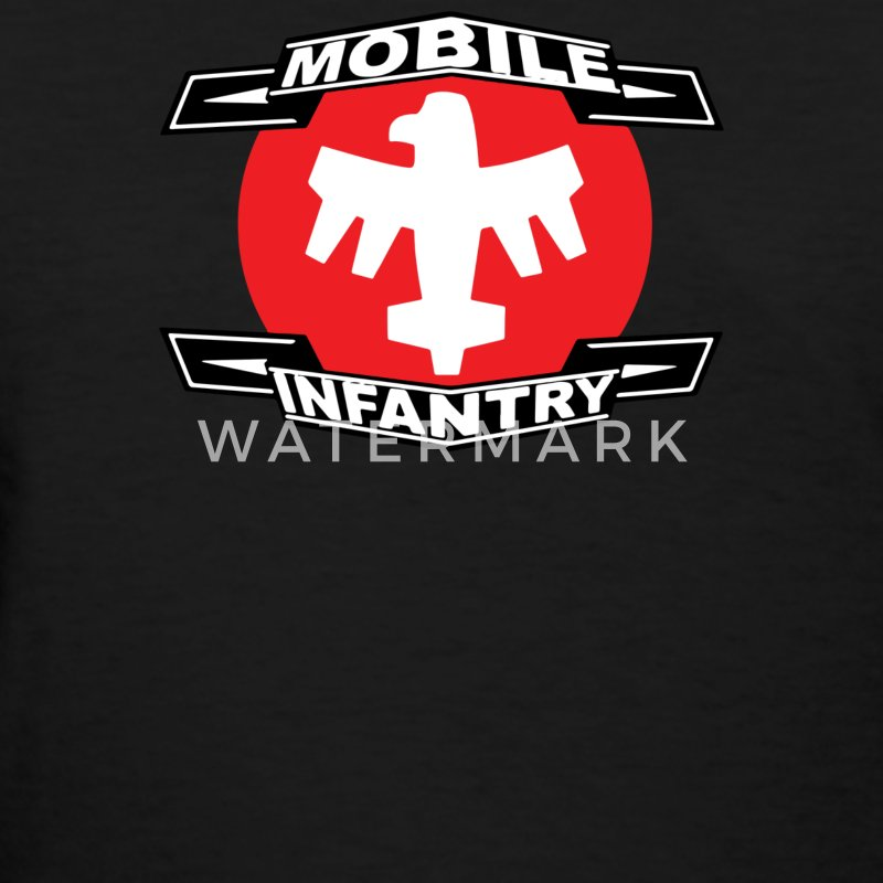 mobile infantry - Women's T-Shirt