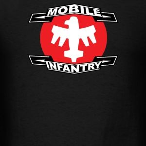 mobile infantry - Men's T-Shirt