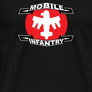 mobile infantry - Men's Premium T-Shirt