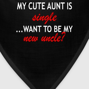 My cute aunt is single want to be my new uncle - Bandana