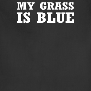My Grass Is Blue - Adjustable Apron