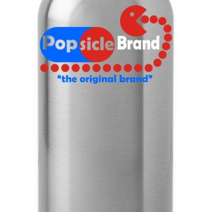 Popsicle Brand video games The Original Brand - Water Bottle