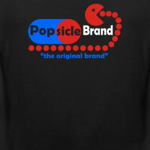 Popsicle Brand video games The Original Brand - Men's Premium Tank