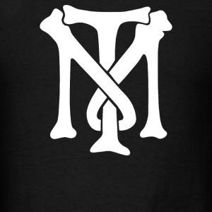 Tony Montana Monogram Emblem - Men's T-Shirt