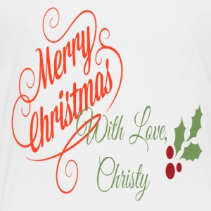 merry christmas - Toddler Premium T-Shirt