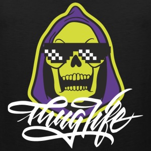 Skeletor Thug Life - Men's Premium Tank