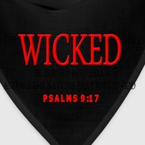 WICKED - SMALL-5XL - Bandana