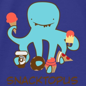 Snacktopus - Men's Premium T-Shirt