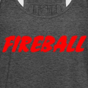 FIREBALL T-Shirts - Women's Flowy Tank Top by Bella