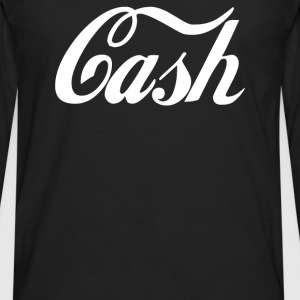 Cash - Men's Premium Long Sleeve T-Shirt