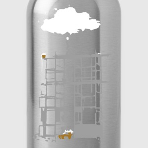 Building a Cloud - Water Bottle