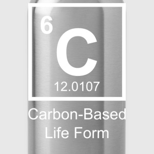 Carbon-Based Life Form - Water Bottle