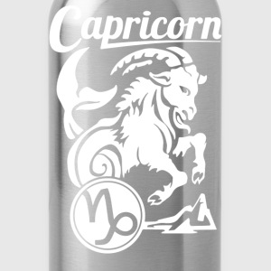 Capricorn Zodiac - Water Bottle