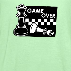 Checkmate Game Over - Women's Flowy Tank Top by Bella