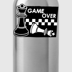 Checkmate Game Over - Water Bottle