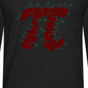 Cherry Pi - Men's Premium Long Sleeve T-Shirt