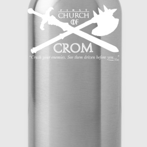 Church of Crom - Water Bottle