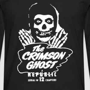 Crimson Ghost - Men's Premium Long Sleeve T-Shirt