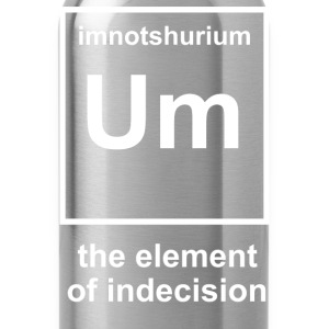 Element Of Indecision - Water Bottle