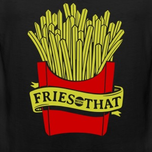 Fries - Men's Premium Tank