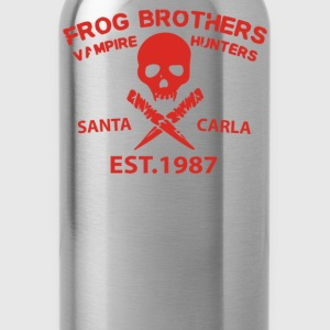 frog brothers - Water Bottle