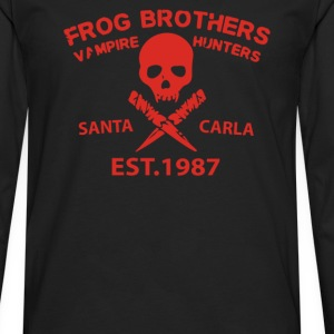 frog brothers - Men's Premium Long Sleeve T-Shirt