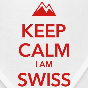 KEEP CALM I AM SWISS - Bandana