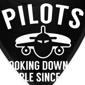 Pilots Looking Down - Bandana