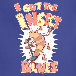 I got the insect blues Sweatshirts - Adjustable Apron