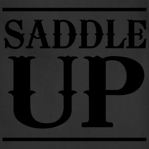 Saddle Up T-Shirts - Adjustable Apron