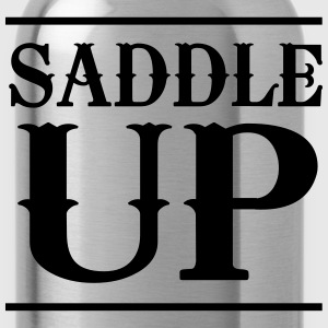 Saddle Up T-Shirts - Water Bottle