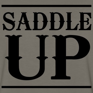 Saddle Up T-Shirts - Men's Premium Long Sleeve T-Shirt