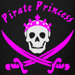 Pirate Princess  - Men's T-Shirt