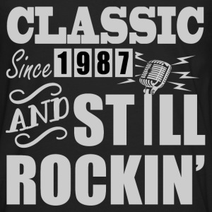 classic 1987 aa.png T-Shirts - Men's Premium Long Sleeve T-Shirt