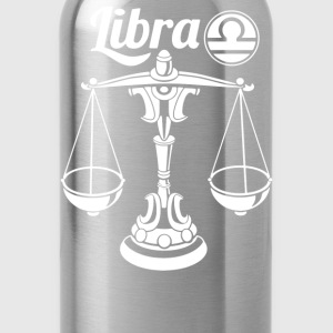Libra Zodiac - Water Bottle