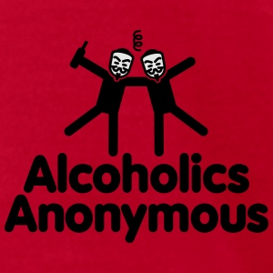 Alcoholics Anonymous Mugs & Drinkware - Men's T-Shirt by American Apparel