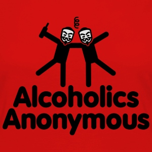 Alcoholics Anonymous T-Shirts - Women's Premium Long Sleeve T-Shirt